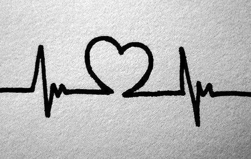 Красивые картинки Сердца для срисовки - самые необычные 6