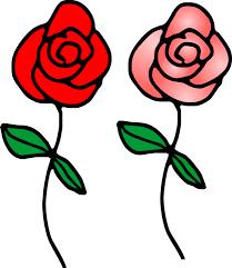 Красивые картинки и рисунки розы для детей - прикольная подборка 6