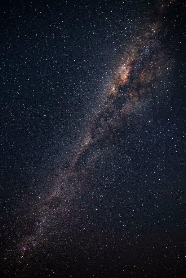 Красивые картинки на телефон Звездное небо на заставку - подборка 10