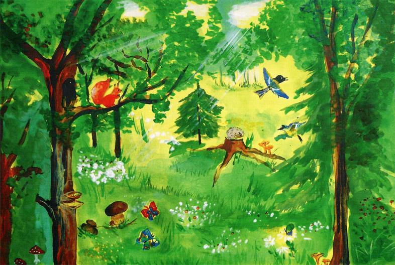 Красивые картинки на тему Звучащая природа - подборка 11