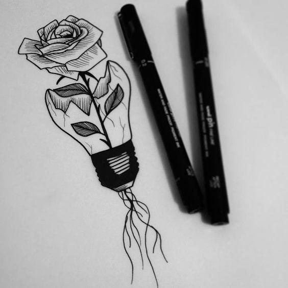 Лучшие картинки для девочек для срисовки - милая коллекция 5