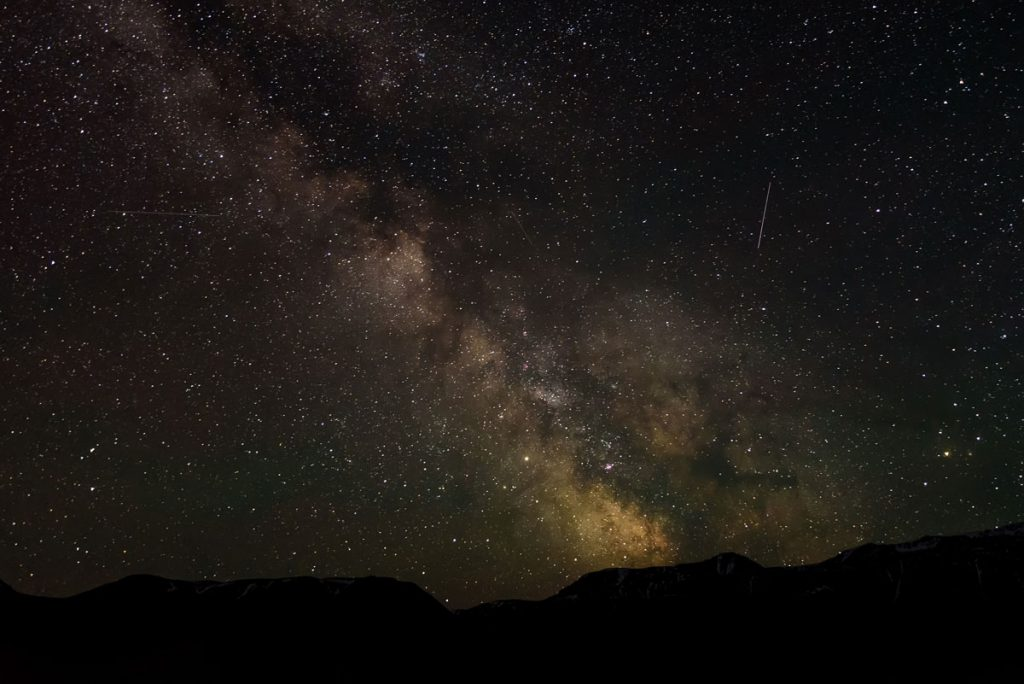 Млечный путь и другие Галактики - удивительные картинки, обои 12