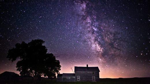 Млечный путь и другие Галактики - удивительные картинки, обои 7