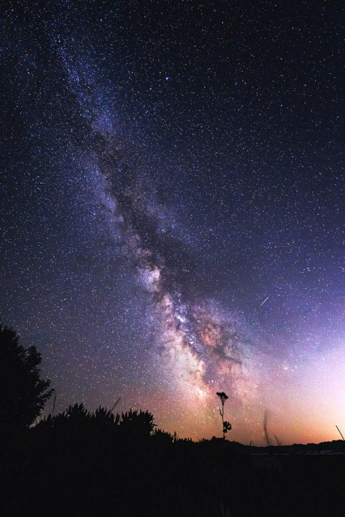 Млечный путь и другие Галактики - удивительные картинки, обои 9
