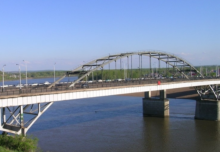 Мост через реку - красивые и удивительные картинки, фото 3