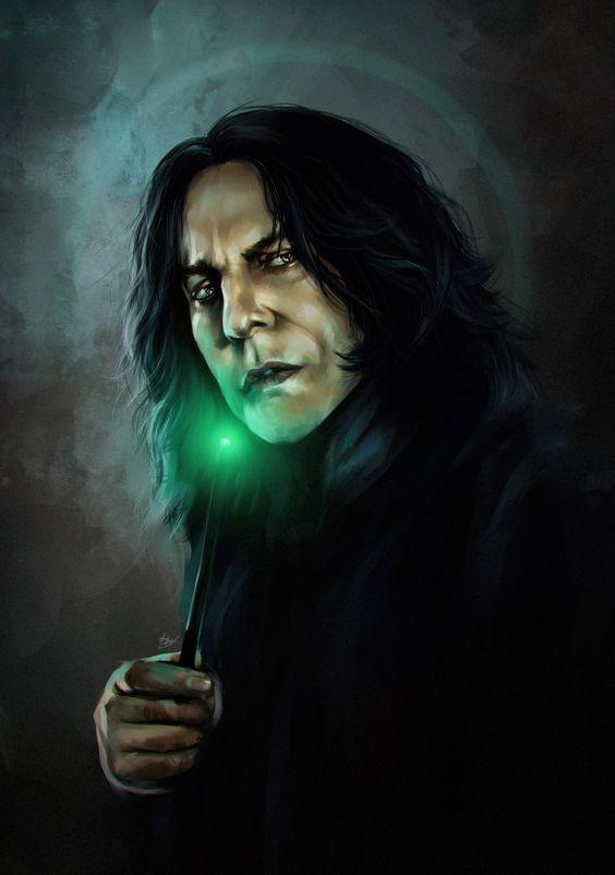 Невероятные и замечательные арты к Гарри Поттеру - подборка 12