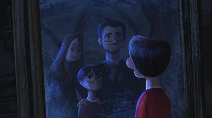 Невероятные и замечательные арты к Гарри Поттеру - подборка 14