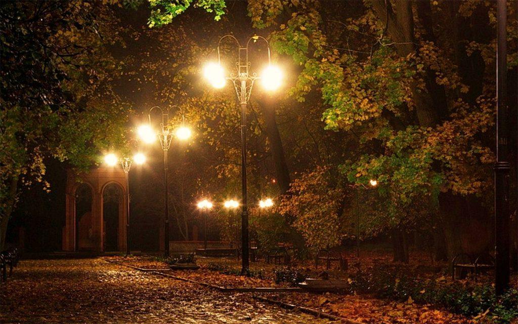 Осенняя ночь картинки и фотографии - очень красивые 5