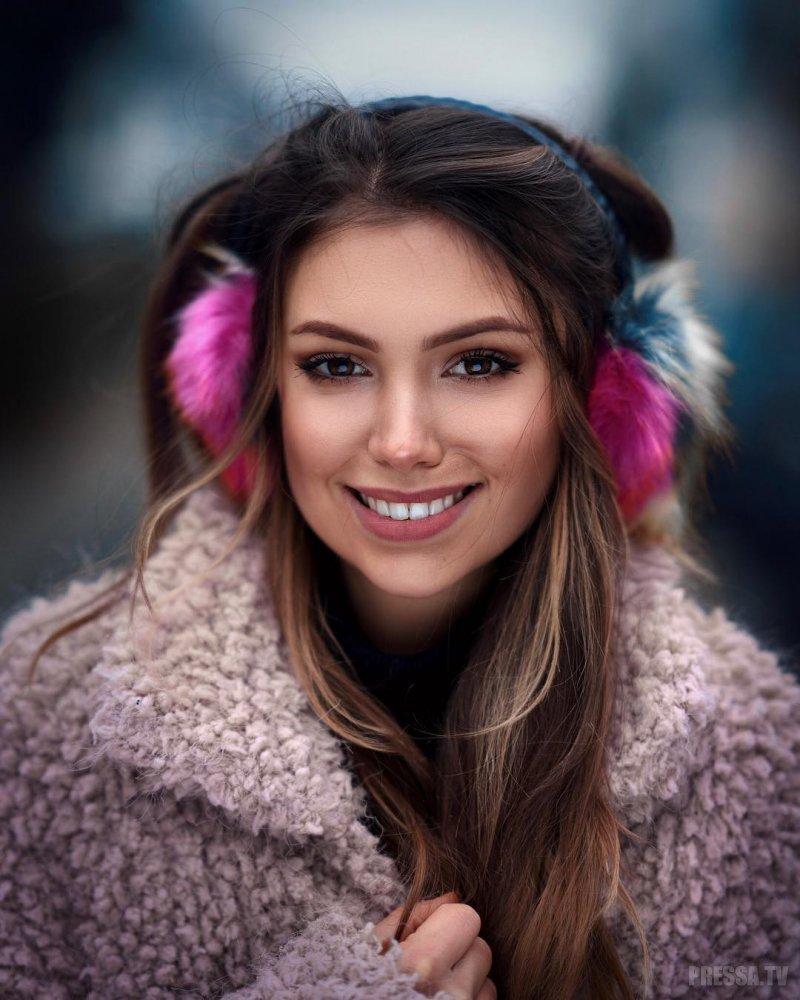 Портреты красивых девушек - удивительные фотографии №38 3