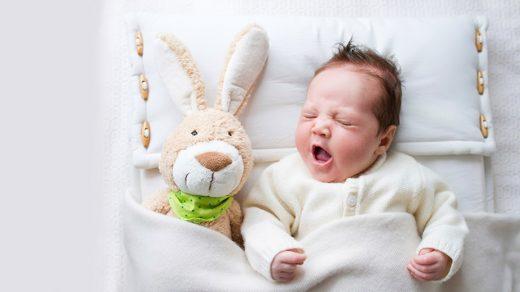 Почему ребенок просыпается ночью 1