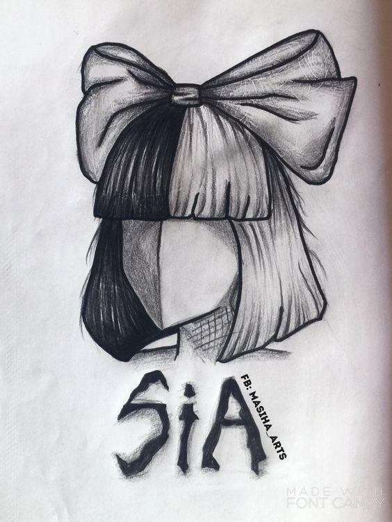 Прикольные картинки для срисовки для девочек 16 лет - сборка 14