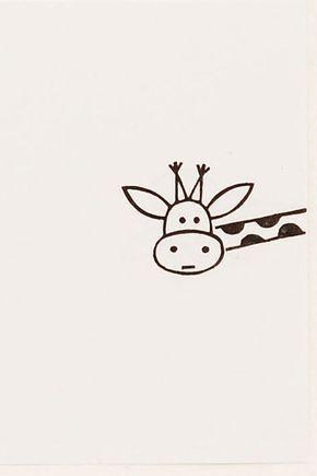 Простые и легкие рисунки, картинки для срисовки карандашом - сборка 1