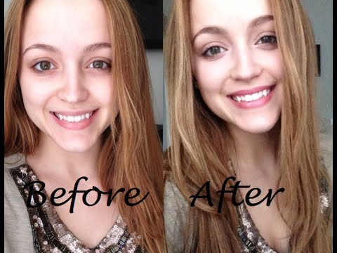 Сравнение девушек с макияжем и без - прикольные фото, картинки 4