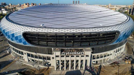 Стадион «Динамо» после реконструкции - новости, фото 1