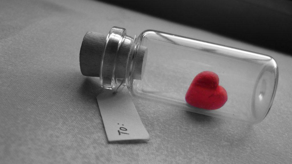 Удивительные и милые картинки про Любовь на рабочий стол №6 3