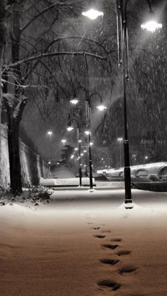 Удивительные картинки на заставку телефона Зима - подборка 13