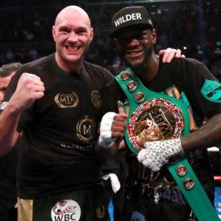 Американский боксер Уайлдер защитил титул чемпиона мира WBC - новости 1