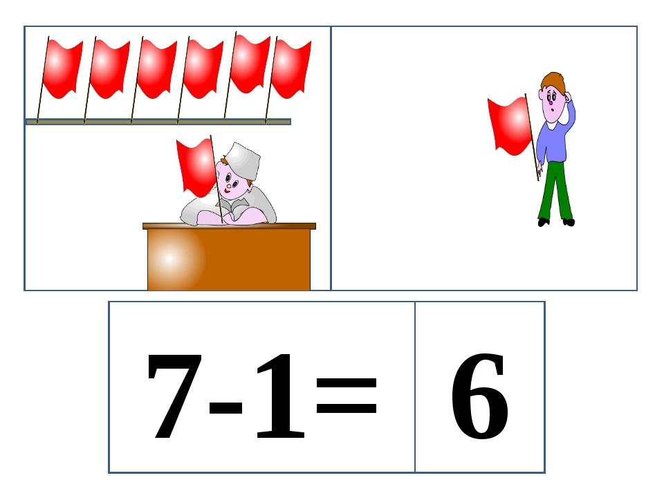 Задачи в картинках для 1 класса по математике в пределах 10 - подборка 12