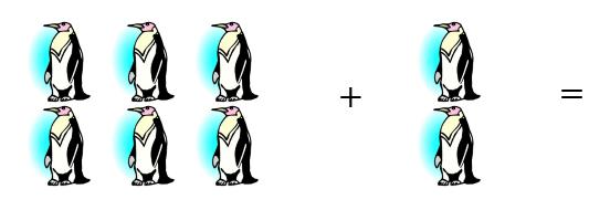 Задачи в картинках для 1 класса по математике в пределах 10 - подборка 26