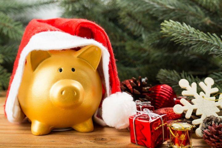 Интересные и прикольные картинки, фото свиньи на Новый год 2019 16