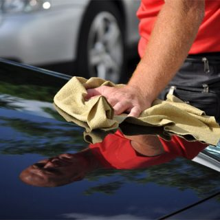 Как избавиться от смолы на кузове автомобиля 1