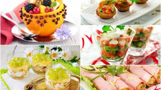 Как экономно накрыть стол на день рождения - вкусно и недорого 2