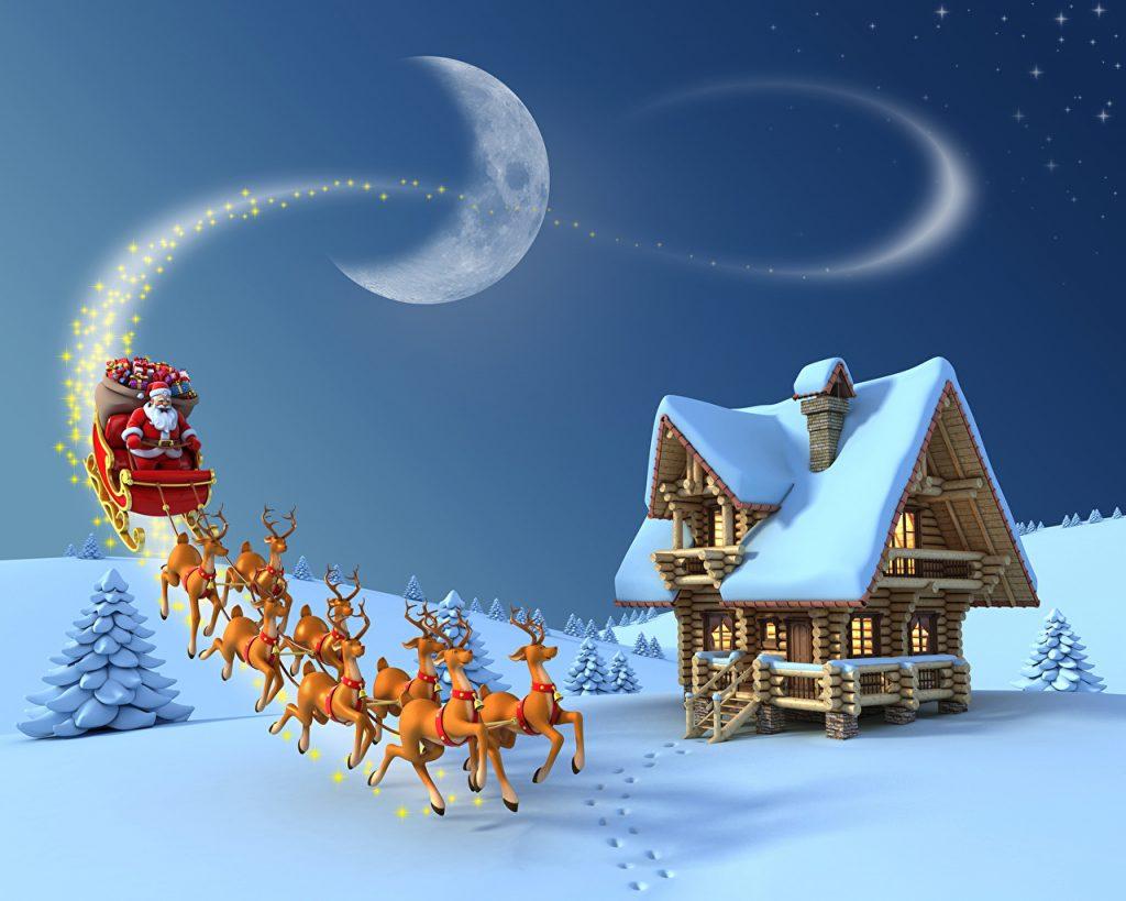 Картинки про новый год и зиму - самые удивительные и красивые 6