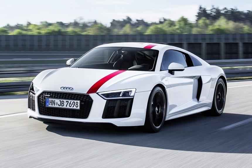 Классные картинки и обои автомобиля Audi R8 - подборка 25 фото 10