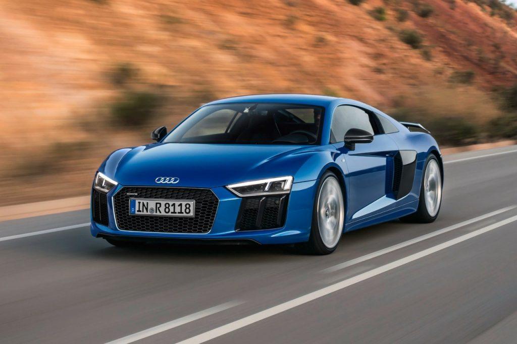 Классные картинки и обои автомобиля Audi R8 - подборка 25 фото 11
