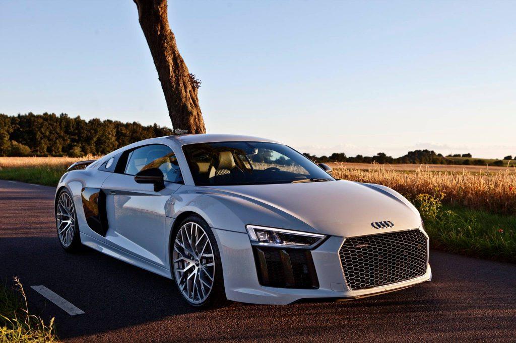 Классные картинки и обои автомобиля Audi R8 - подборка 25 фото 13
