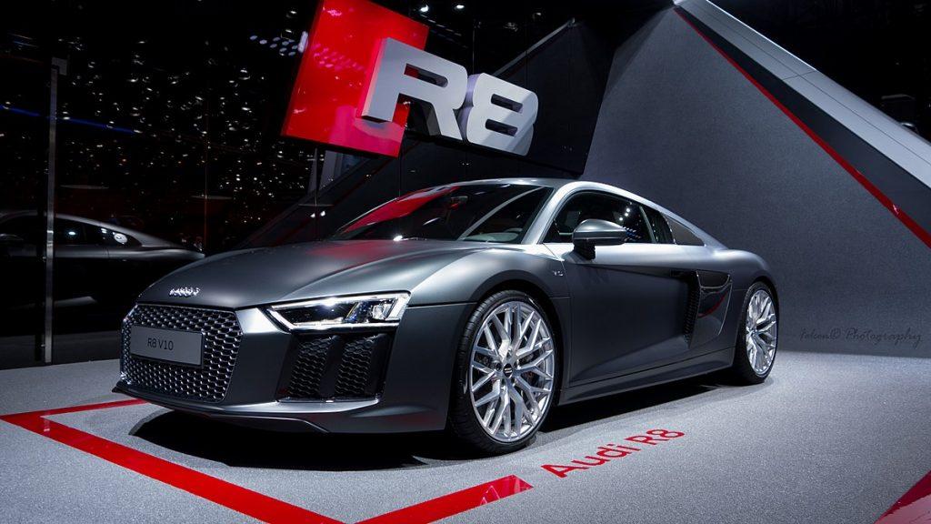 Классные картинки и обои автомобиля Audi R8 - подборка 25 фото 20