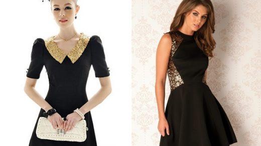 Красивые и удивительные фотографии платьев на Новый год 2019 18