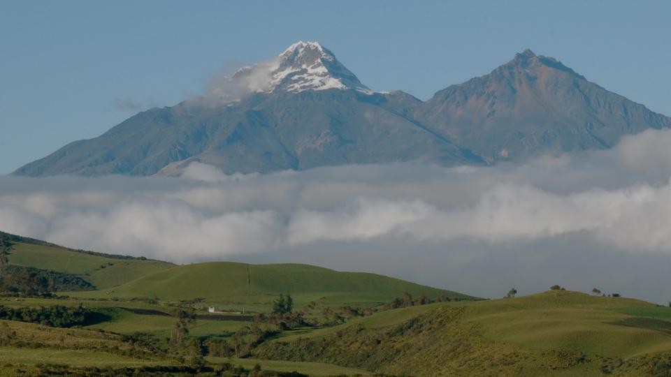 Красивые и удивительные фото, картинки Эквадора - подборка 1