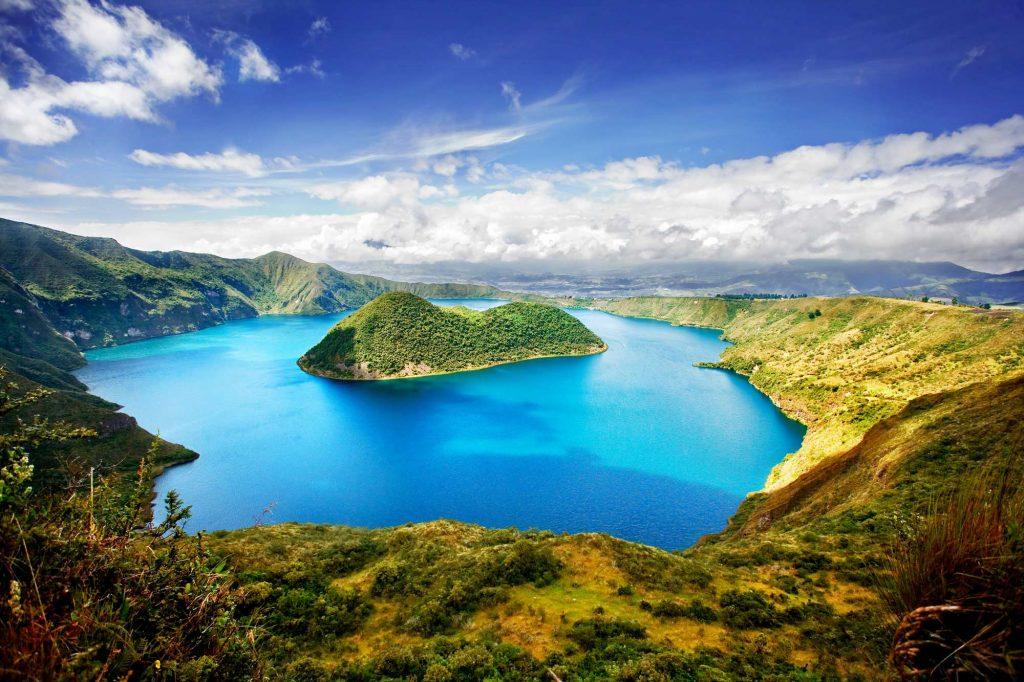 Красивые и удивительные фото, картинки Эквадора - подборка 5