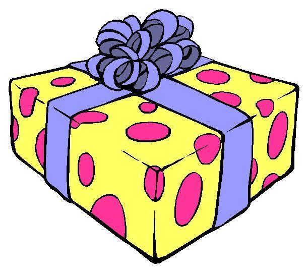 Красивые картинки и рисунки подарков или подарка для срисовки 14