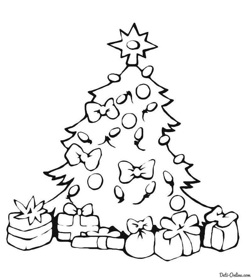 Красивые картинки и рисунки подарков или подарка для срисовки 3