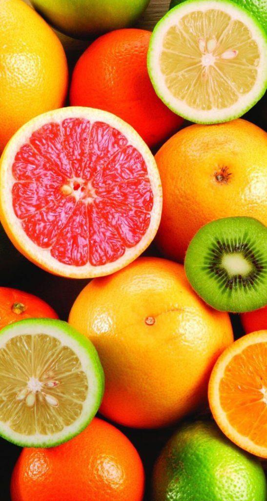 Красивые картинки фруктов для заставки телефона - подборка 10