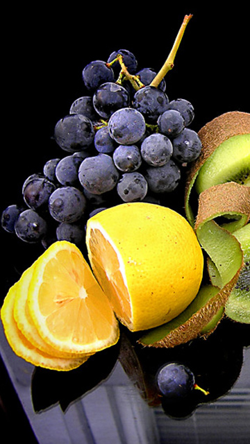 Красивые картинки фруктов для заставки телефона - подборка 2