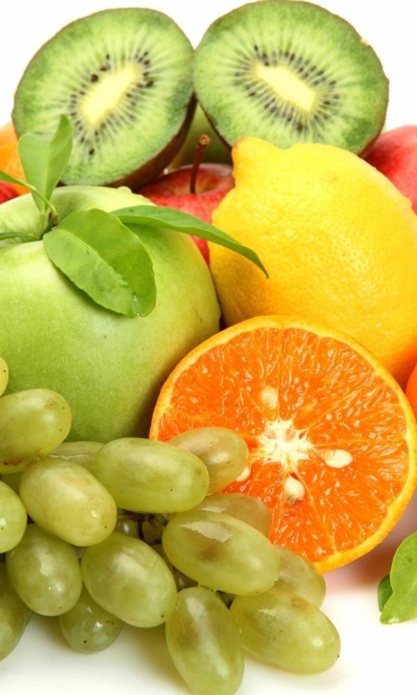 Красивые картинки фруктов для заставки телефона - подборка 5