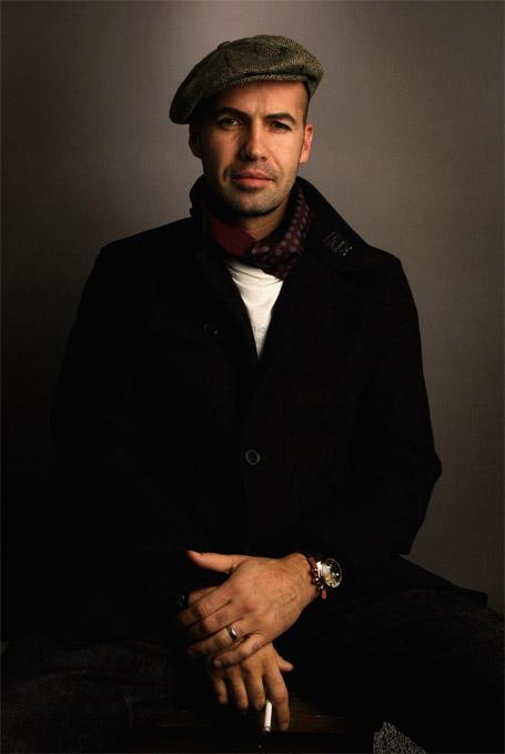 Красивые фото актера Билли Зейна - подборка 20 штук 14