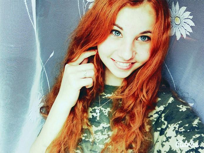 Красивые фото, картинки девушек с рыжими волосами - подборка 15