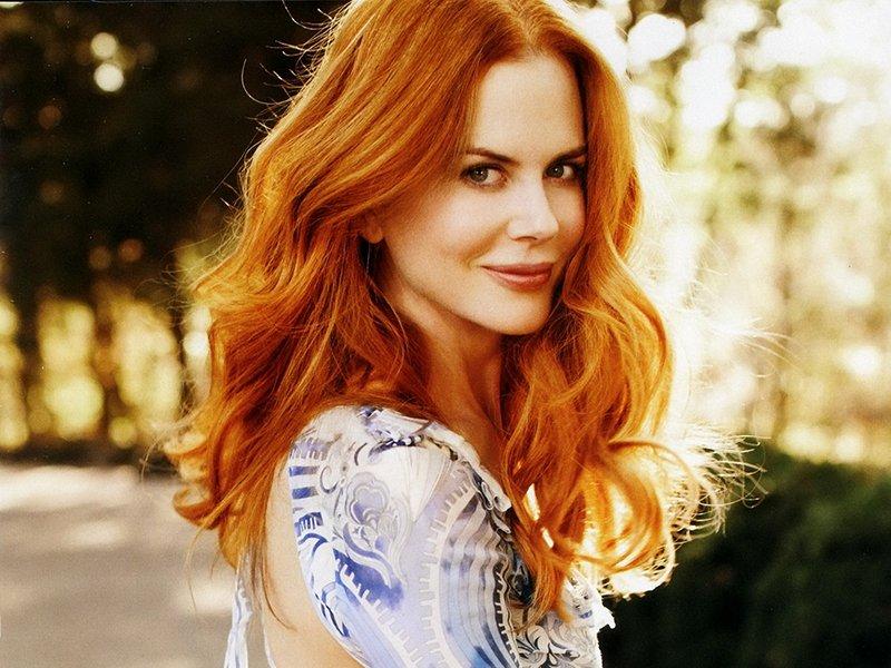 Красивые фото, картинки девушек с рыжими волосами - подборка 18