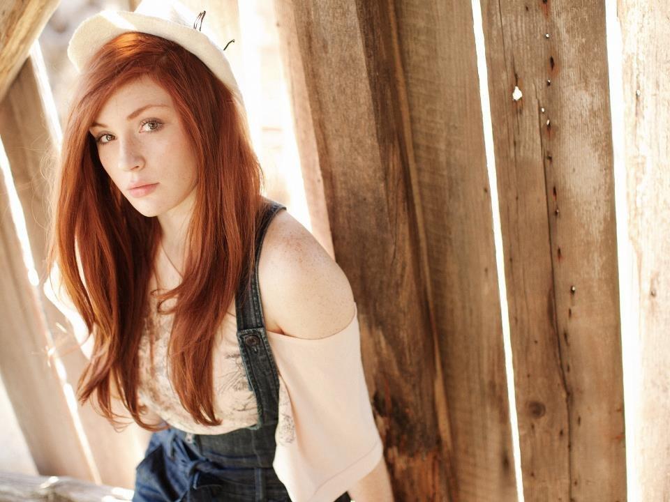 Красивые фото, картинки девушек с рыжими волосами - подборка 22