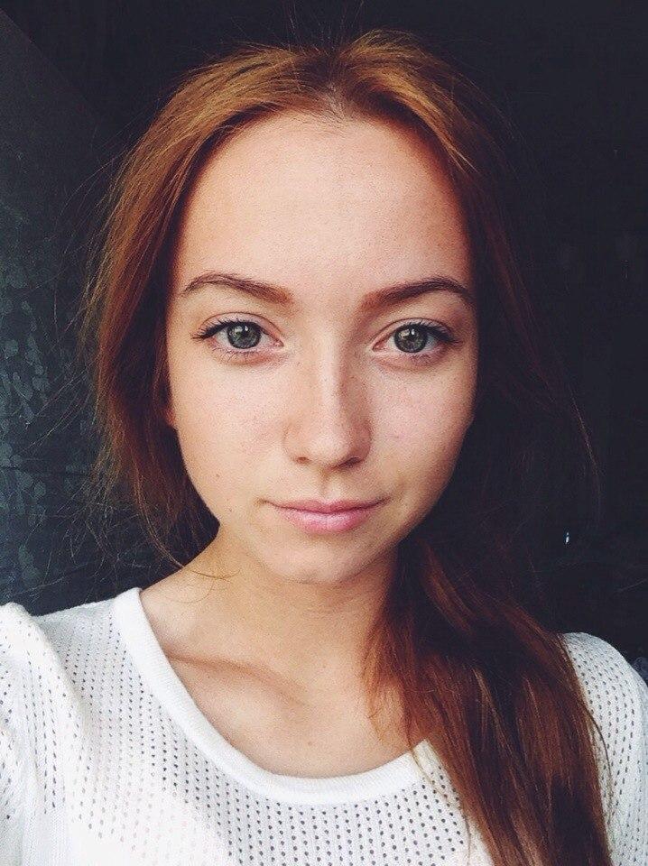 Красивые фото, картинки девушек с рыжими волосами - подборка 9