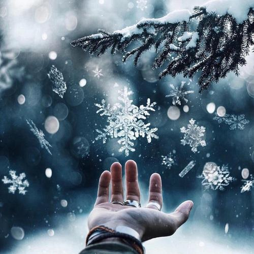 Лучшие картинки и фотки на аву зимой и зимнее время - 20 картинок 11