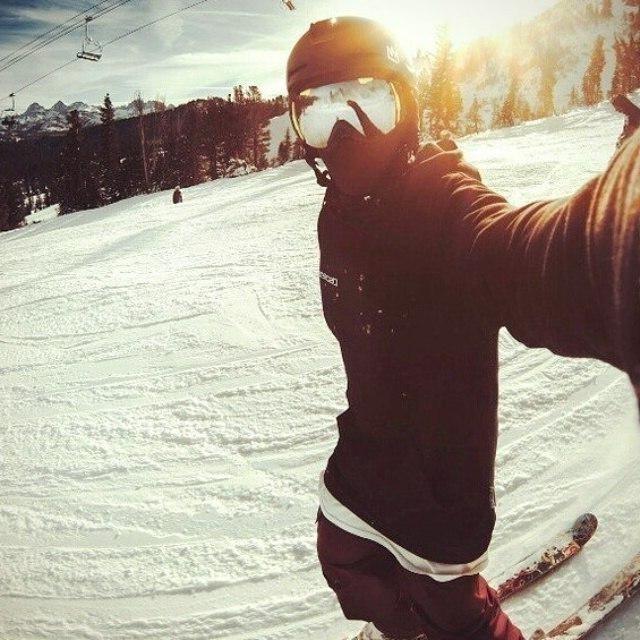 Лучшие картинки и фотки на аву зимой и зимнее время - 20 картинок 2
