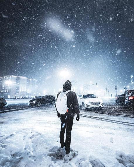 Лучшие картинки и фотки на аву зимой и зимнее время - 20 картинок 5