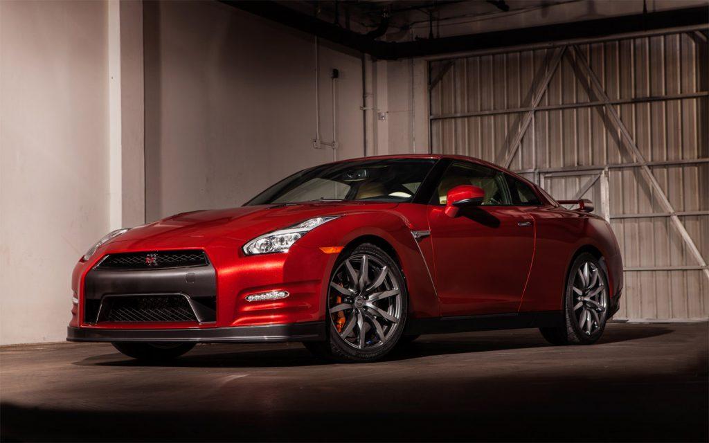 Невероятные и красивые обои, картинки - Nissan GT-R 12