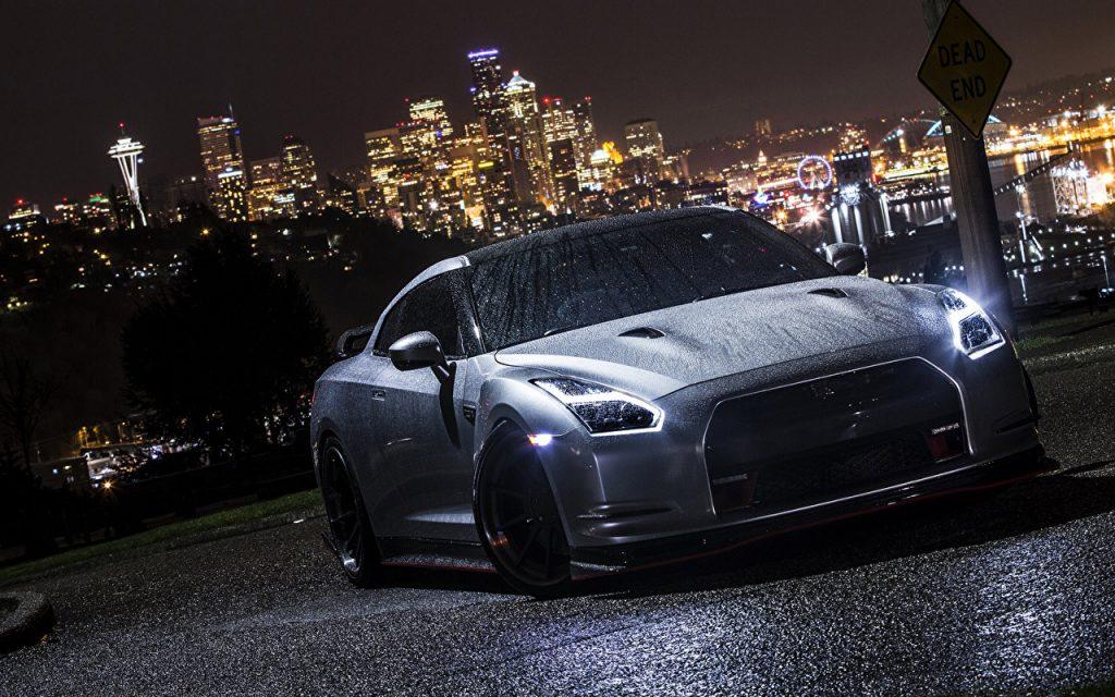 Невероятные и красивые обои, картинки - Nissan GT-R 16