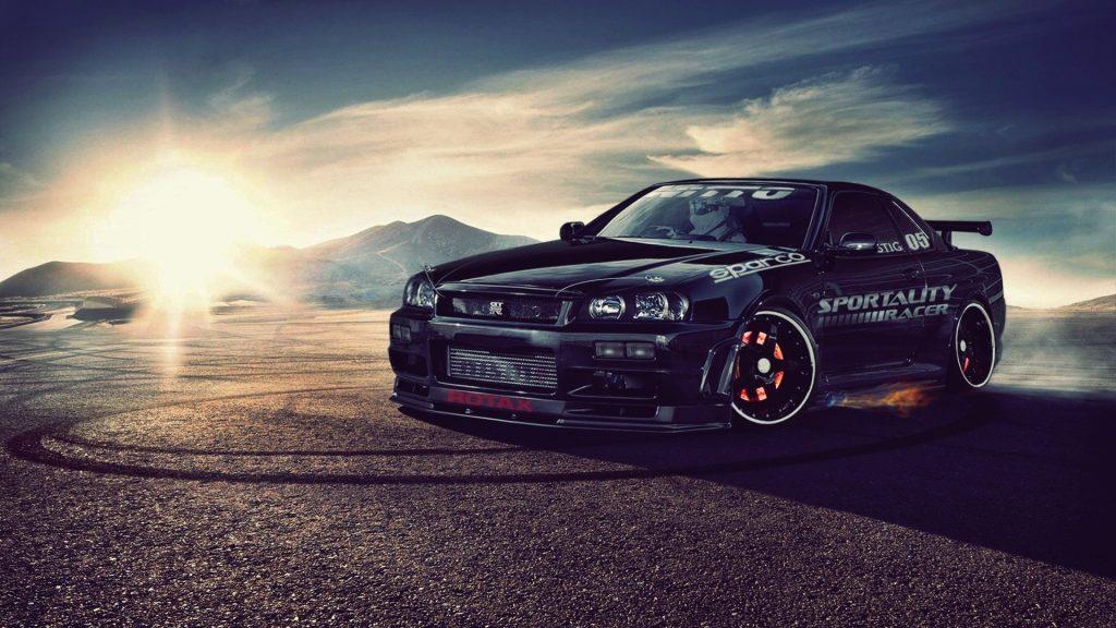 Невероятные и красивые обои, картинки - Nissan GT-R 18